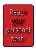 Reach Your Personal Best!